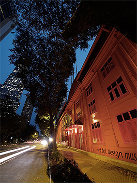 Red Dot Design Museum Singapore - An Important Place of Interests among the Singapore Museums