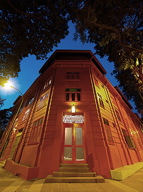 Red Dot Design Museum is the largest design museum in Asia and one of the key Singapore attractions.