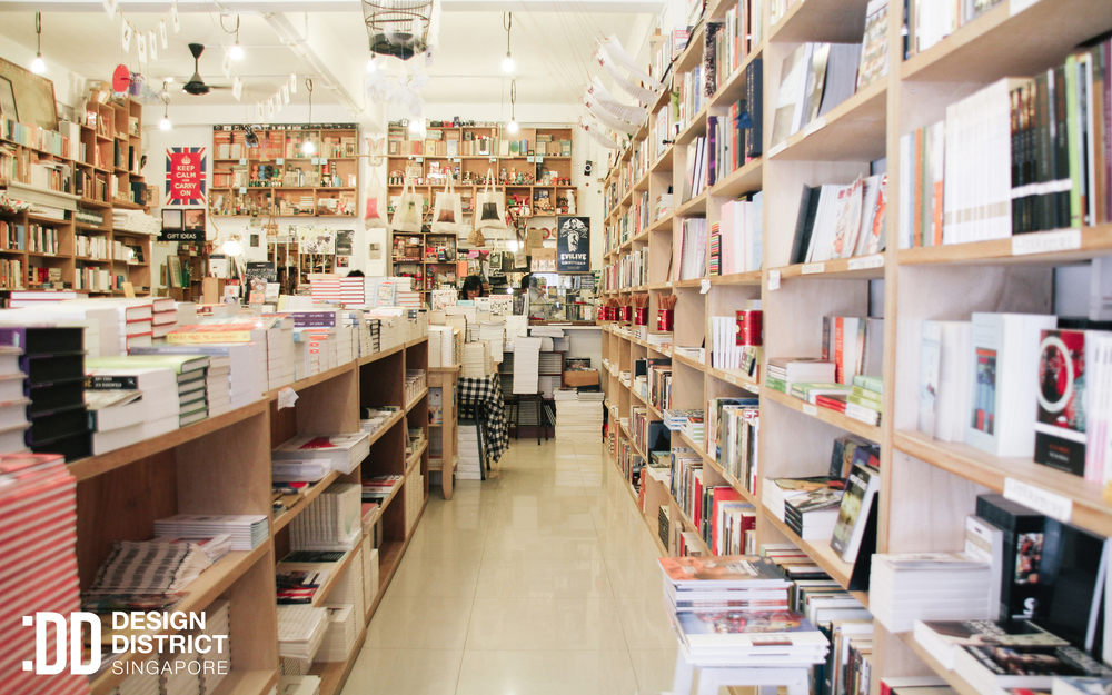 BooksActually - Design District