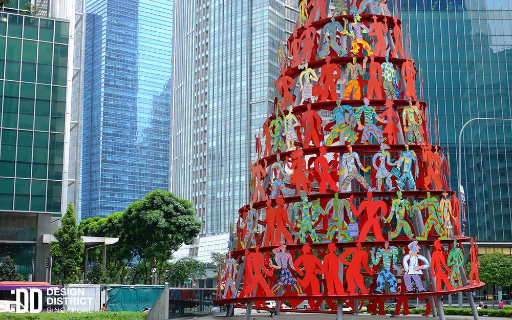 Momentum - Design District SIngapore