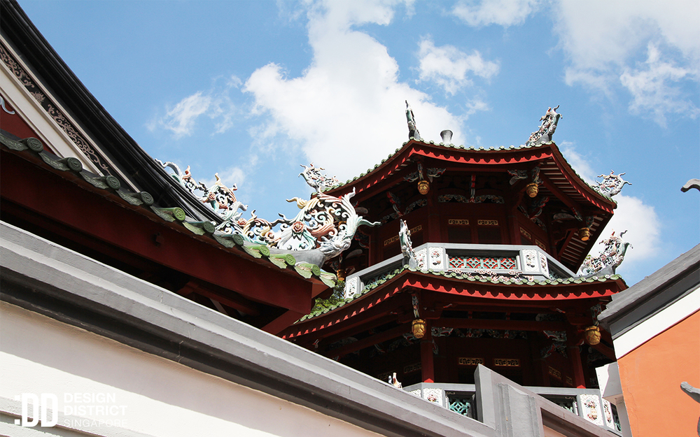 Thian Hock Keng Temple - Design District SIngapore