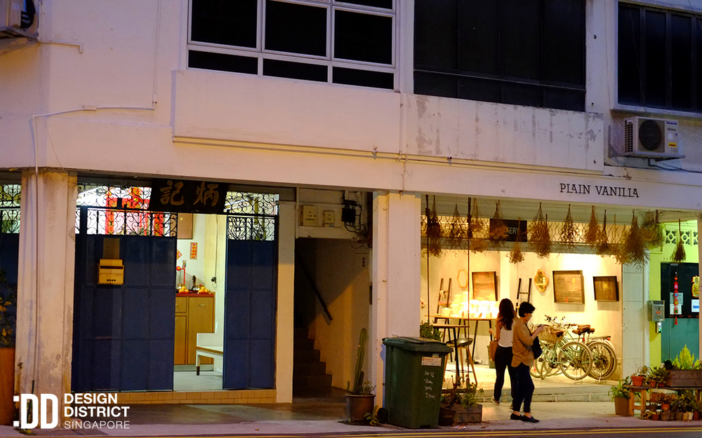 Tiong Bahru Estate - Design District SIngapore