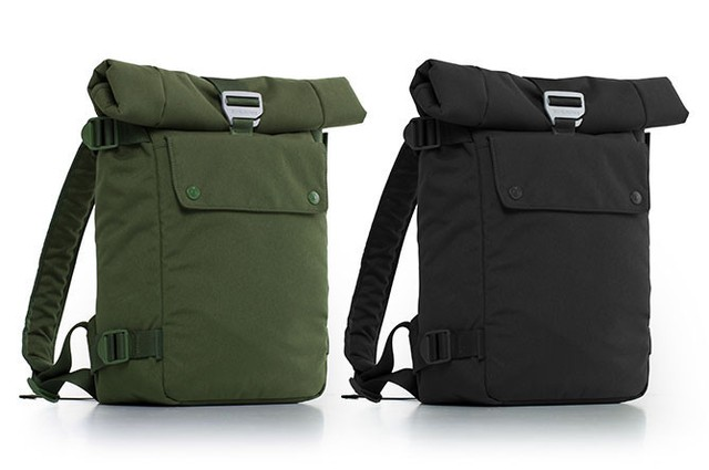 "Check out the bluelounge backpack instores! They are suitable for 15"" laptops and tons of space for you to keep your stuff!"