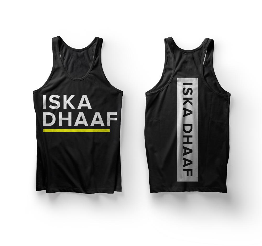 Iska Dhaaf Tank top