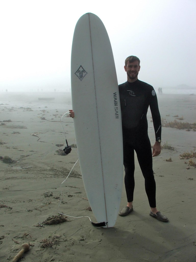 Brian Berry, Surfrider volunteer