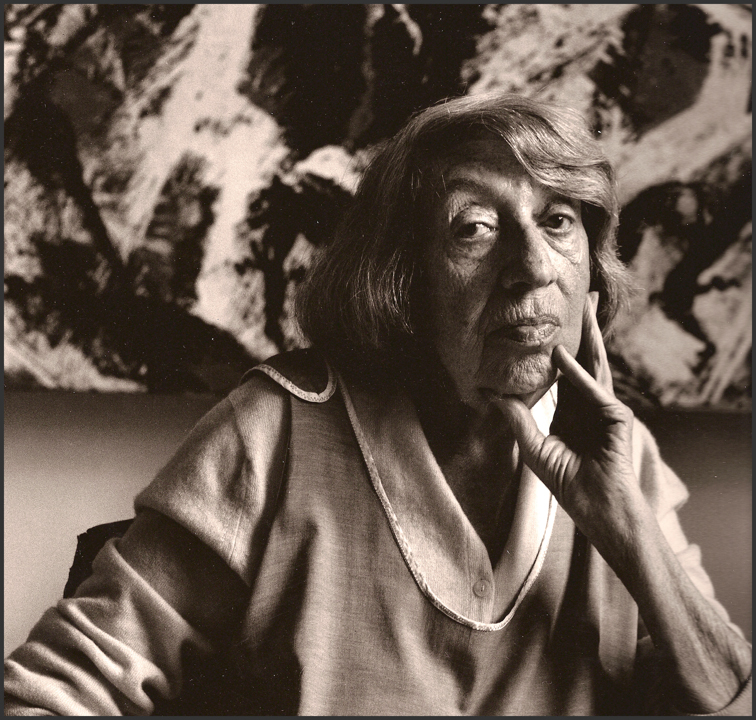 Lee Krasner (Print in Brooklyn Museum)
