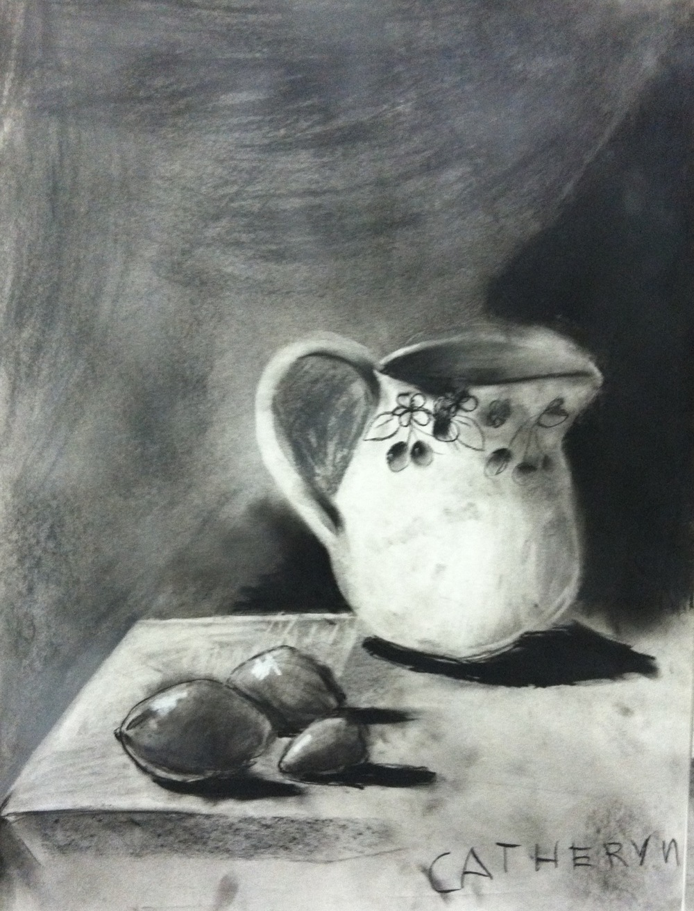 Still Life Value Study
