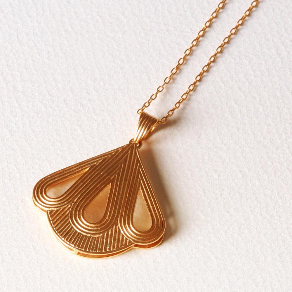 YW-P021  Triple Teardrop Necklace.jpg