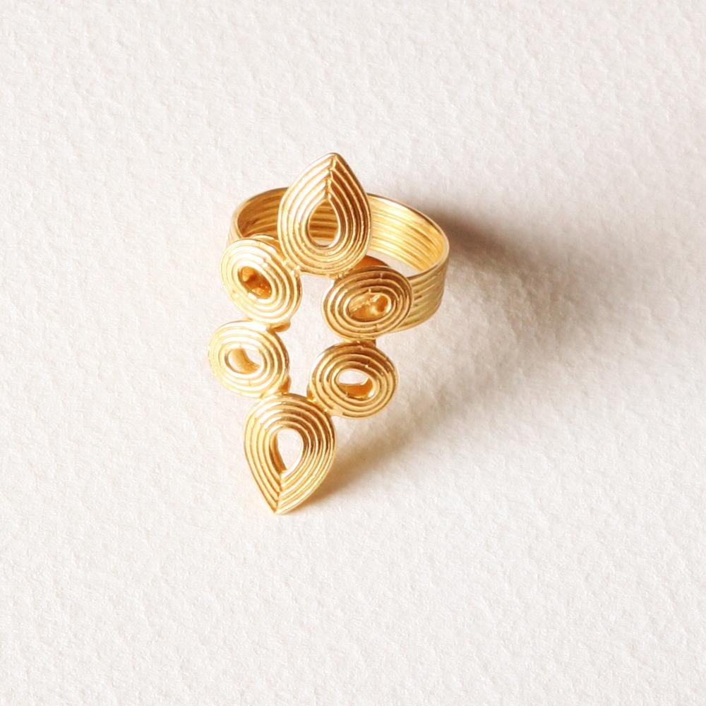 YW-R010  Pointed Teardrop Ring.jpg