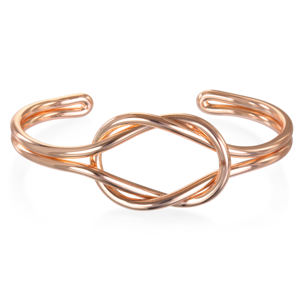 Rose Gold Why Knot Cuff.jpg