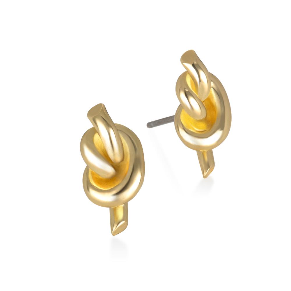 Gold Why Knot Earrings.jpg