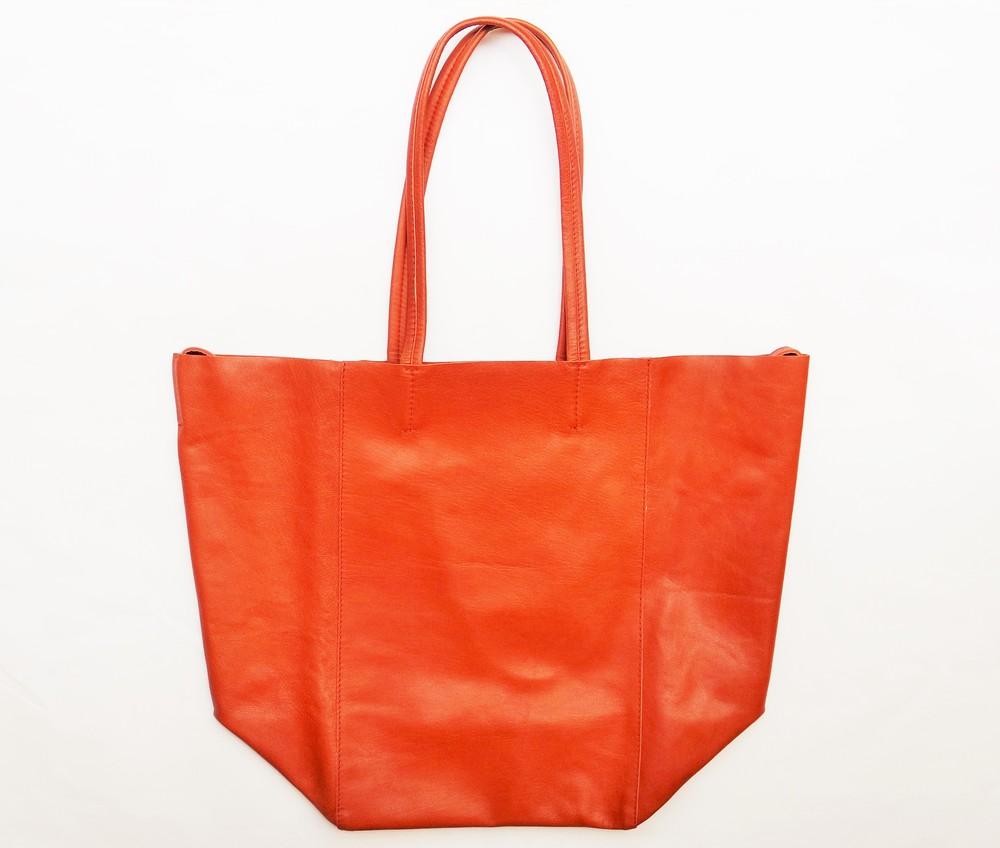 My Everyday Tote Sunset Orange.JPG