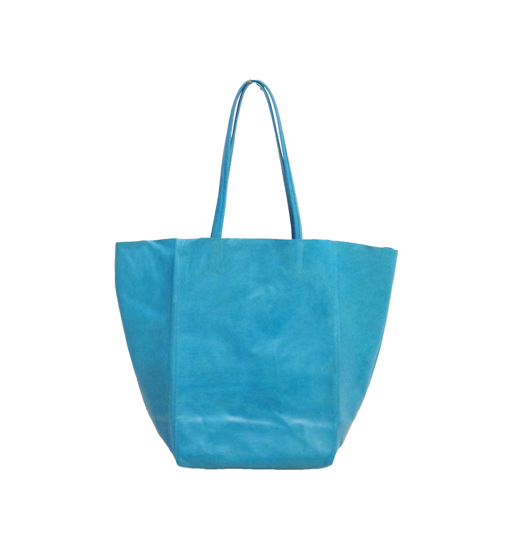 My Everyday tote Turquoise Blue.jpg
