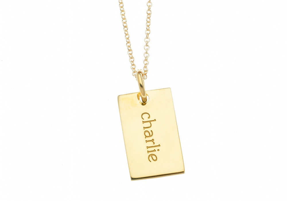 1 gold mini dog tag charlie.jpg