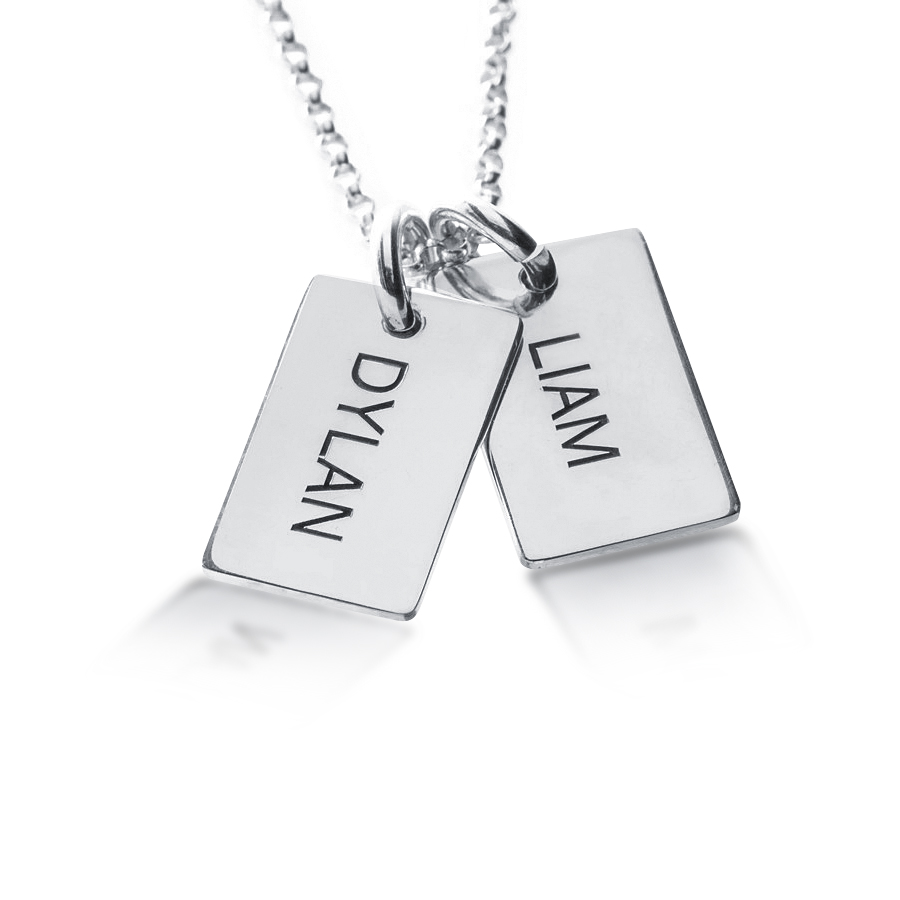 2 tag mini dog name necklace.jpg