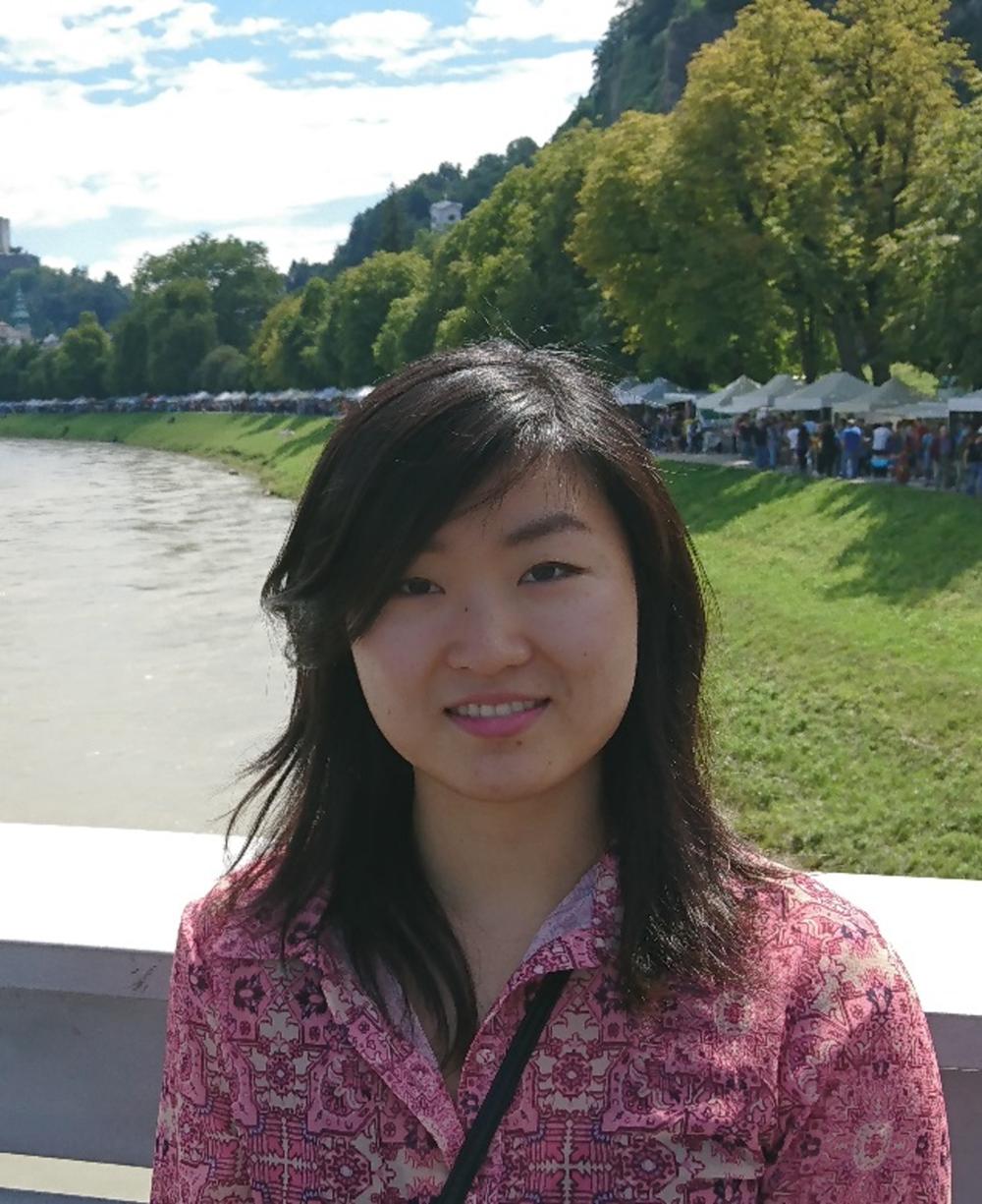 """Stella Wang - """"I am a graduate student in the Cell and Molecular Biology program. I completed my B.S. in bioengineering at Caltech in 2016 and joined the lab in 2017. I am interested in improving the capabilities of DNA rational design in cellular, material, and information processing applications. Currently, I am developing detailed nearest neighbor models for nucleic acid variants using high-throughput means. I am also working on improving strand displacement mechanisms in cellular contexts."""""""
