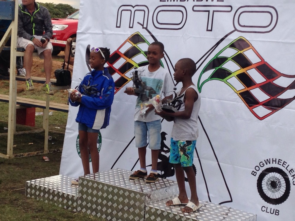 Summer Series 2015 Podium