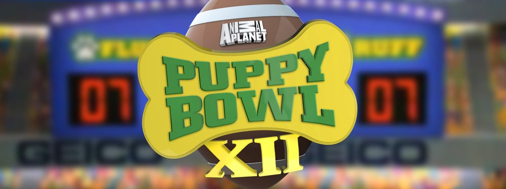 Discovery Channel Puppy Bowl XII
