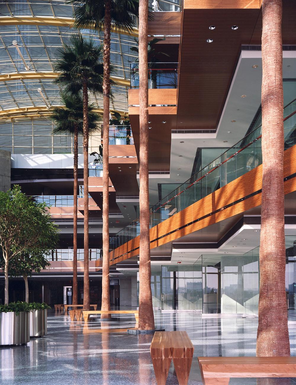 2     DESIGN: TODD HALAMKA     ARCHITECT: SOM