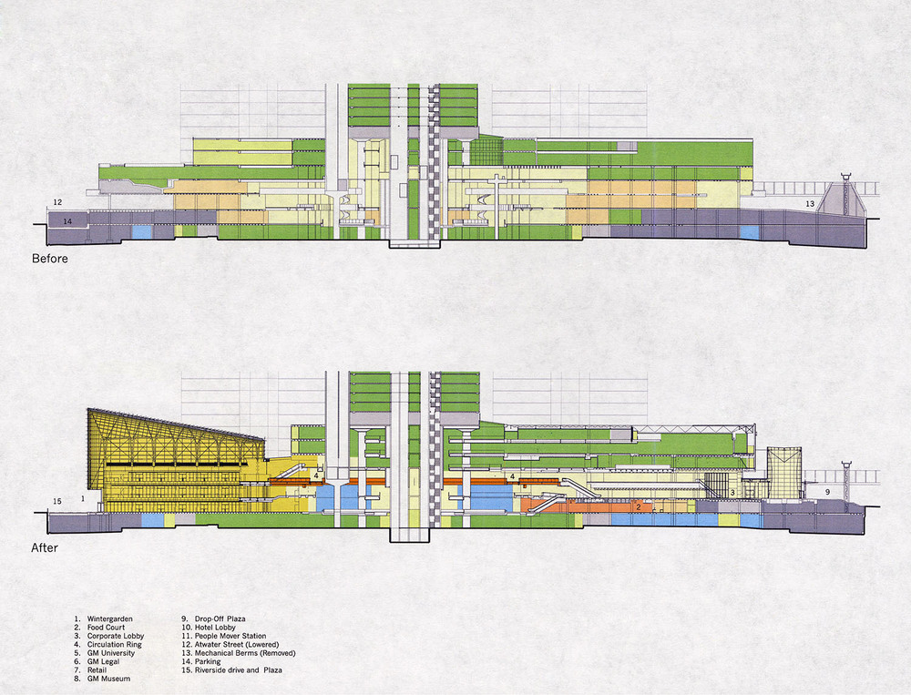 5     DESIGN: TODD HALAMKA     ARCHITECT: SOM