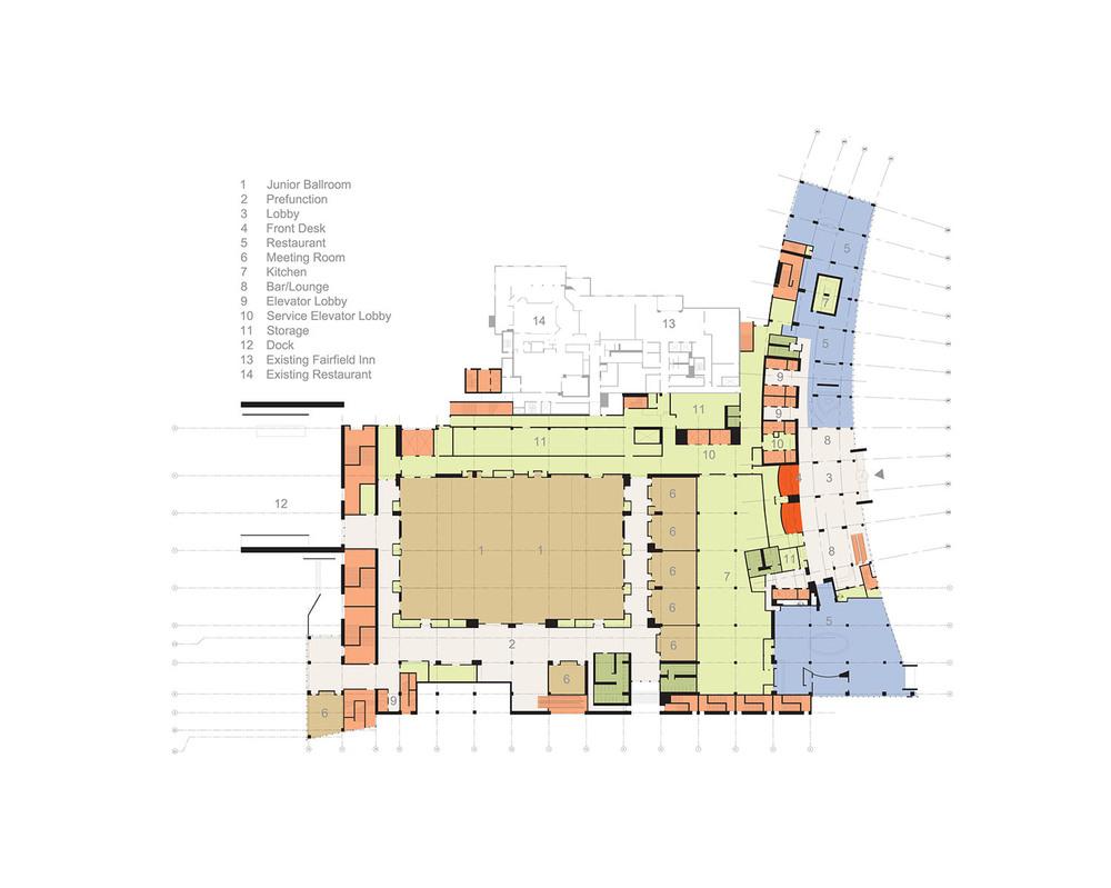9     DESIGN PRINCIPAL: TODD HALAMKA     ARCHITECT: HOK