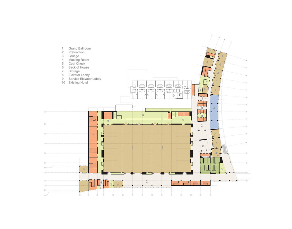 10     DESIGN PRINCIPAL: TODD HALAMKA     ARCHITECT: HOK