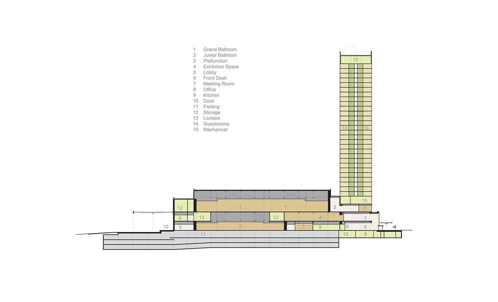 12     DESIGN PRINCIPAL: TODD HALAMKA     ARCHITECT: HOK