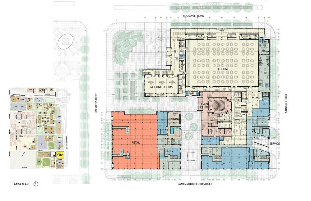 2     DESIGN PRINCIPAL: TODD HALAMKA     ARCHITECT: HOK