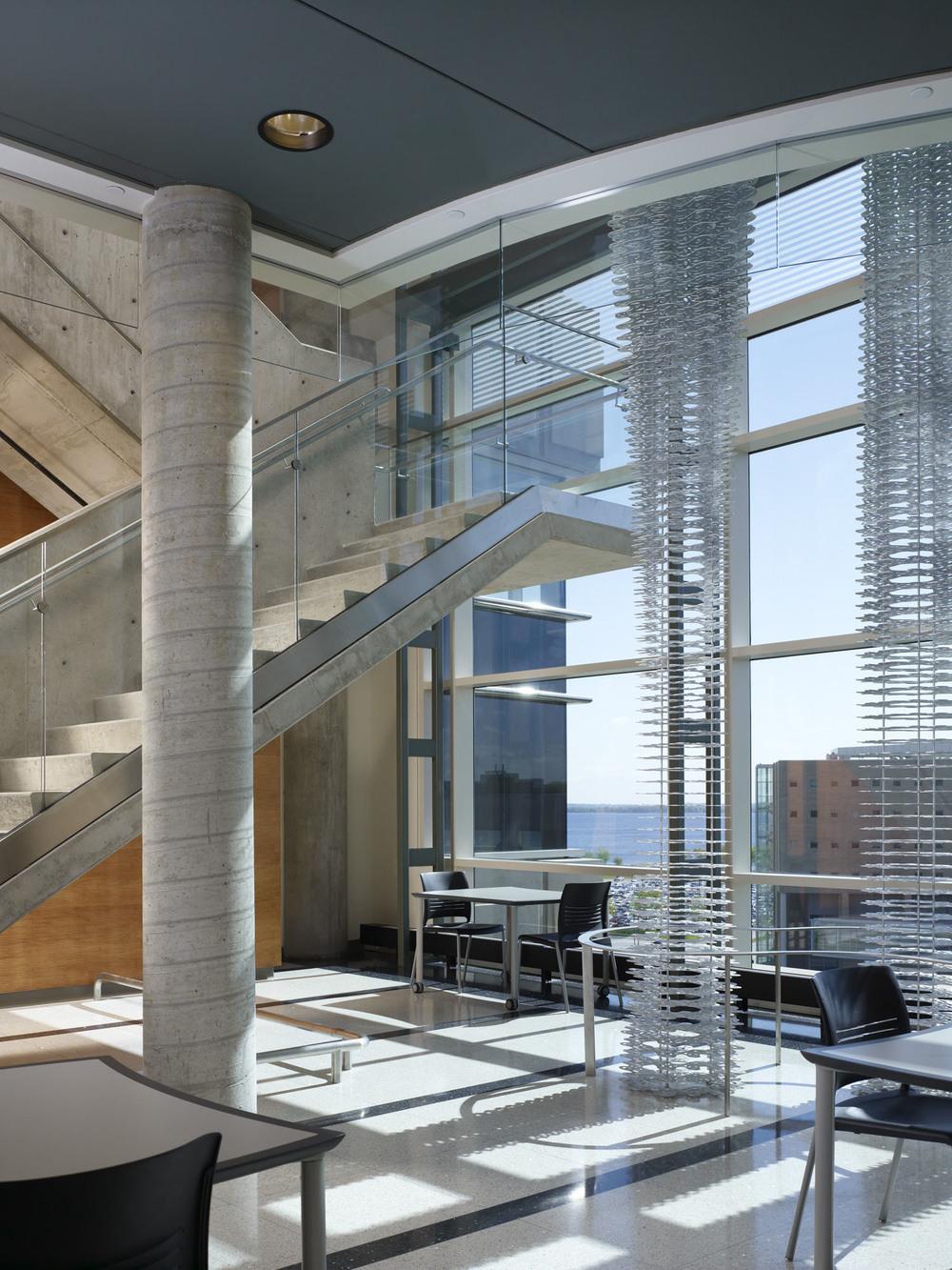 7     DESIGN PRINCIPAL: TODD HALAMKA     ARCHITECT: HOK