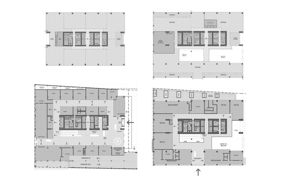 4     DESIGN PRINCIPAL: TODD HALAMKA        ARCHITECT: HOK