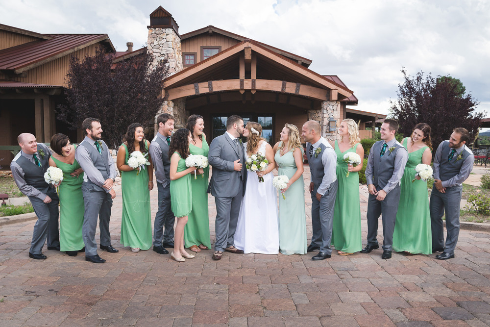 JJennifer Rice Arizona Wedding Photographer