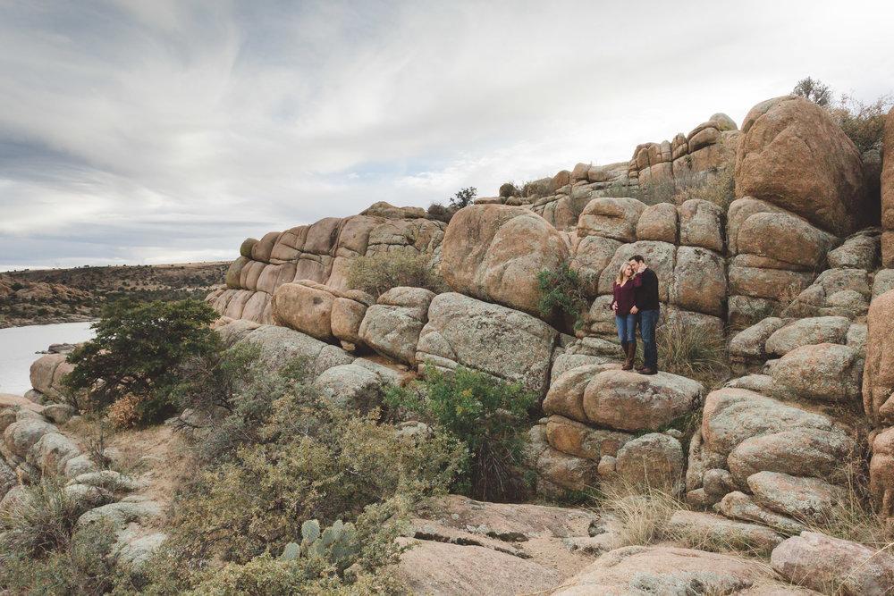granite dells prescott arizona