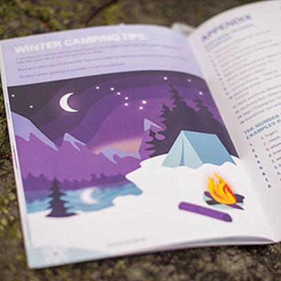 Design de Plume-Print & Typography