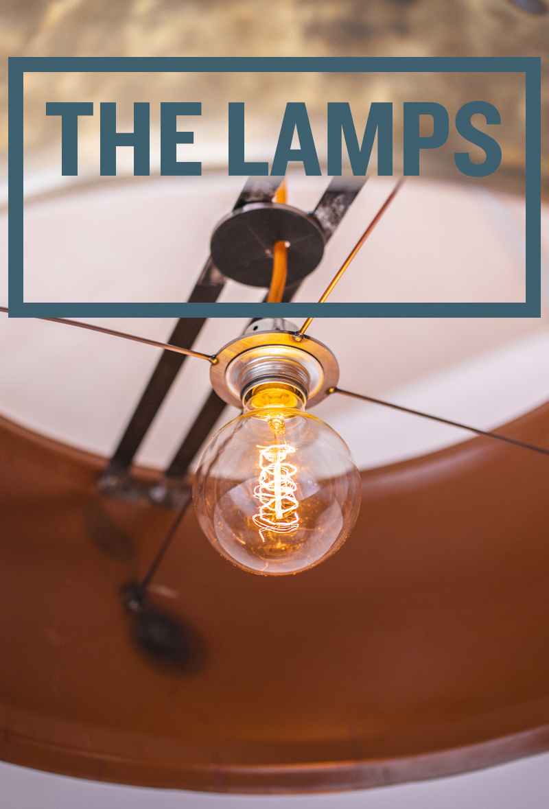 The lamps