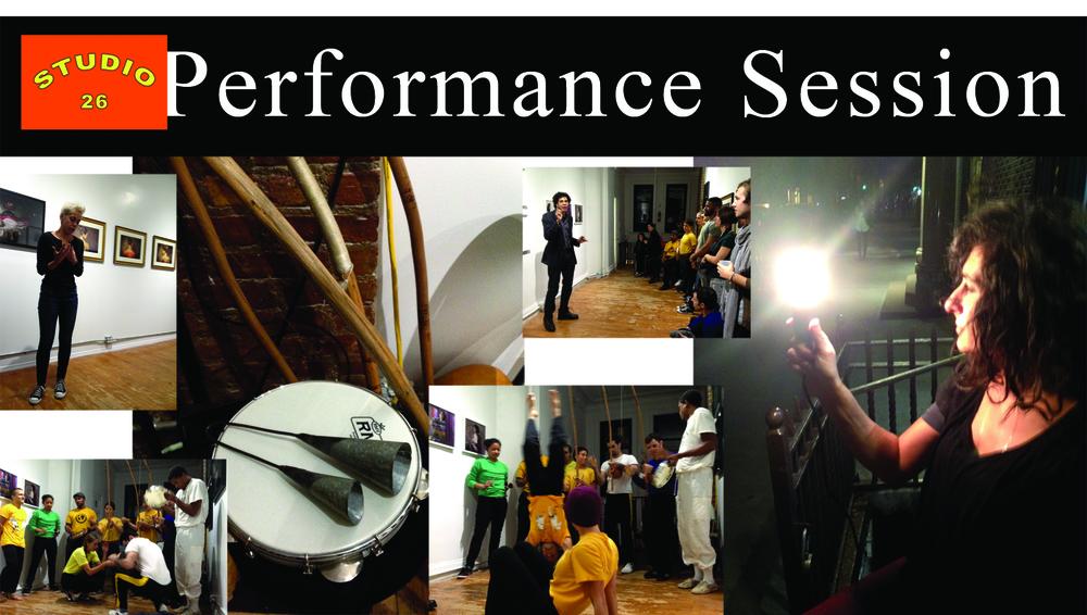 Studio 26 Performance Session 112214