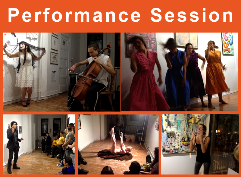 Studio 26 Gallery Performance Session 013115