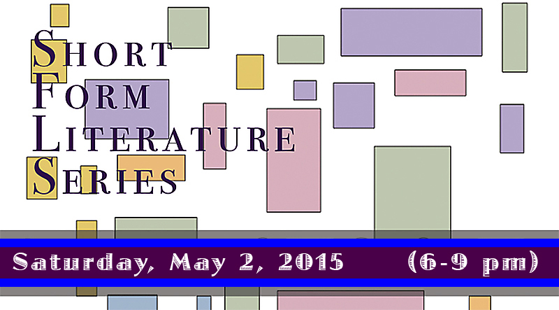 Studio 26 East Village Gallery Short Form Literature Series May 2015