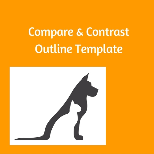 compare and contrast outline write megan compare contrast outline 3 jpg