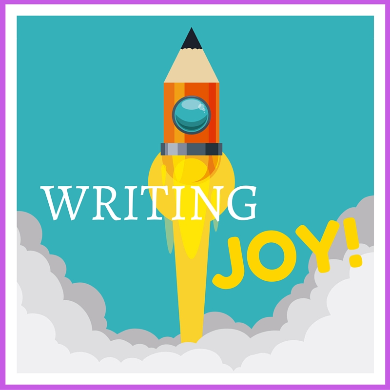 Writing Joy