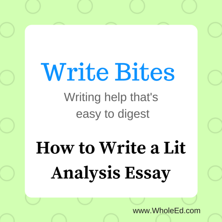how to write a literature analysis essay write megan you the book or the short story or play or poem or novella you took notes you participated in the class discussion now how on earth do you sort