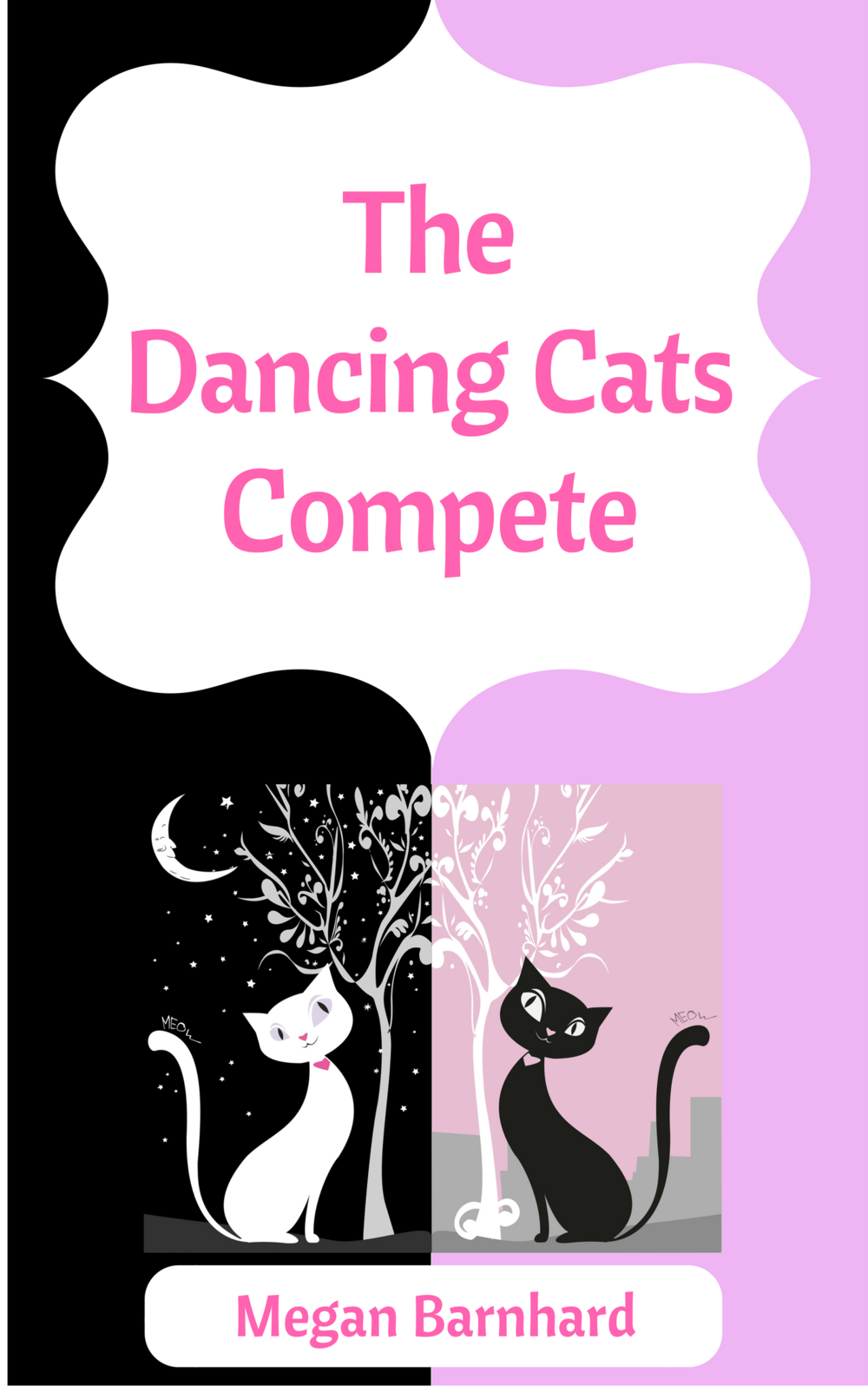 the dancing cats compete