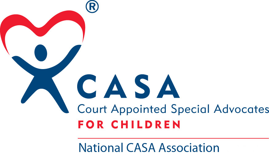 Proud Member of the  National CASA Association