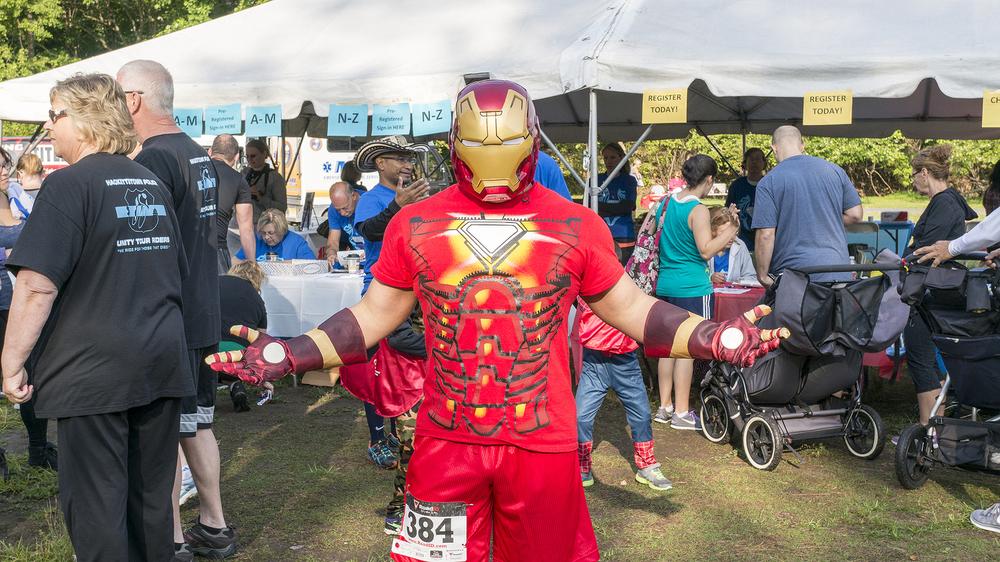 Best Costumed Runner
