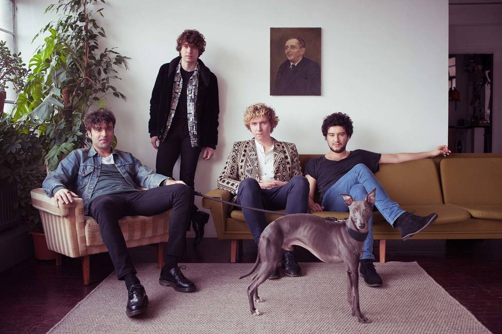 The Kooks are taking the Paramount stage Oct. 9 as part of a world tour.