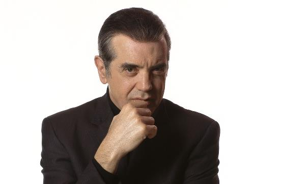 "Actor Chazz Palminteri performs ""A Bronx Tale"" Oct. 10-11."