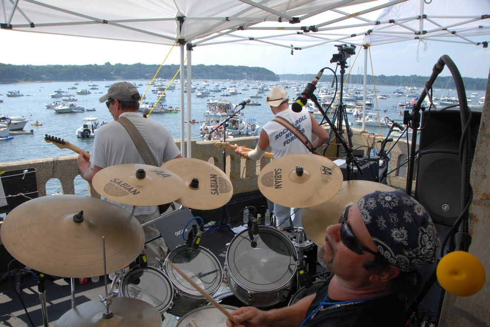 Bands will compete at the Nautical Fair in May for a chance to play atop the Huntington Lighthouse at the annual Lighthouse Music Fest in September.