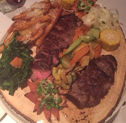 Thursday steak night has been one of many popular draws to Tutto Pazzo.