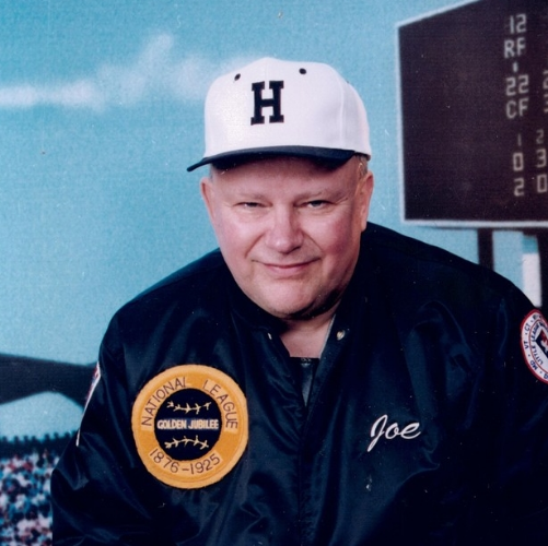 Joseph Heid, longtime president of Huntington Tri-Village Little League, died April 13 at the age of 76.