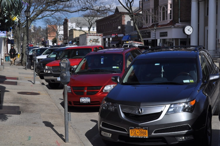 Officials said they're going to begin enforcing two-hour parking limits in Northport Village once new signs and meters are installed in the coming weeks.