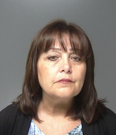 Amy Musumarra, 64, pleaded not guilty to one count of second-degree grand larceny after being arrested July 23 for allegedly stealing more than $50,000 from a Huntington insurance firm.